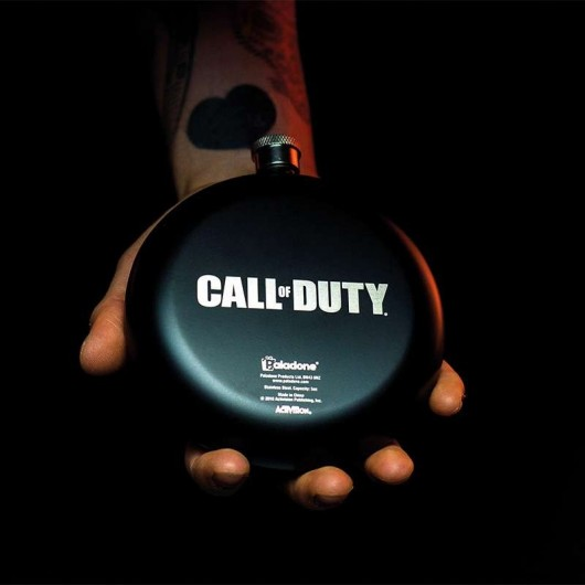 Hip Flask Call Of Duty