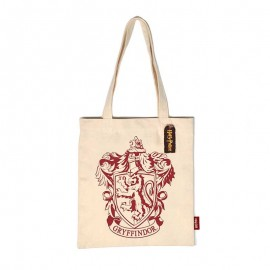Bolso Textil Harry Potter Gryffindor Crest One Colour