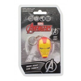 Linterna Led Marvel Avengers Iron Man