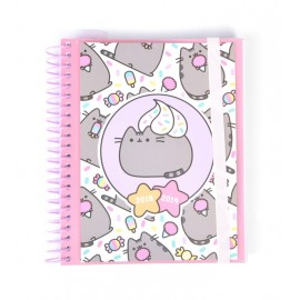 Agenda Escolar 2018/2019 Sv Espiral Esp Pusheen The Cat