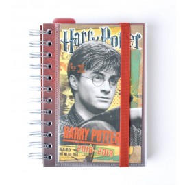 Agenda Escolar 2018/2019 Dp Wire-O Int Harry Potter
