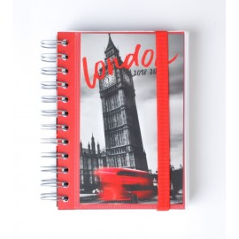 Agenda Escolar DP 2018-19 FR London