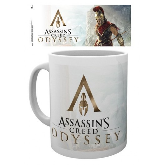 Taza Assassins Creed odyssey alexios