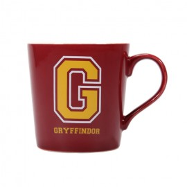 TAZA HARRY POTTER G FOR GRYFFINDOR