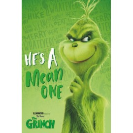 Poster The Grinch Solo