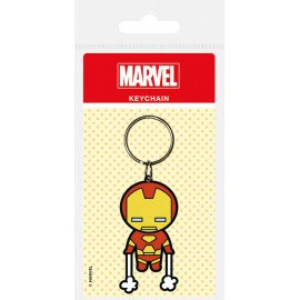 Llavero Marvel Kawaii Iron Man