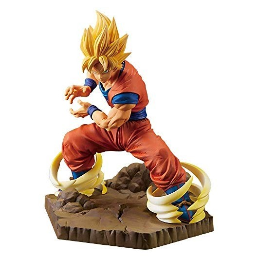 Figura Dragonball Z Absolute Perfection Son Gokou