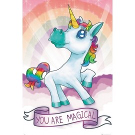 Poster Unicorn Magical