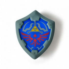 Figura Antiestres The Legend Of Zelda Hylian Shield