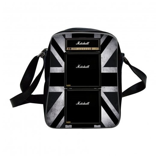 MARSHALL: PRINTED FLIGHT BAG
