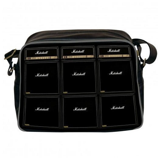 MARSHALL: PRINTED SHOULDER BAG