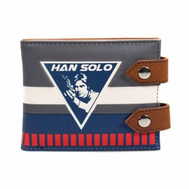 CARTERA STAR WARS HAN SOLO
