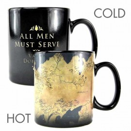 TAZA TERMOCOLORA GAME OF THRONES MAP