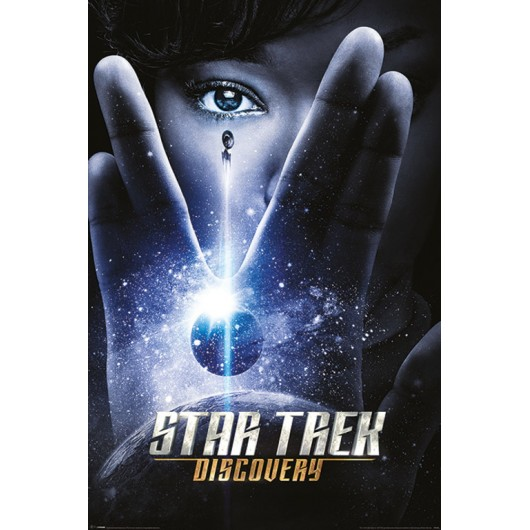 POSTER STAR TREK DISCOVERY ONE SHEET