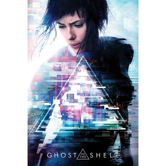 POSTER GHOST IN THE SHELL (ONE SHEET)