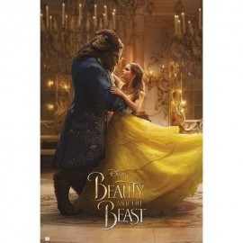POSTER BEAUTY & THE BEAST BALL