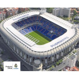 MINI POSTER REAL MADRID ESTADIO