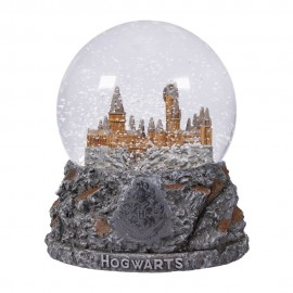 BOLA DE NIEVE HOGWARTS CASTLE HARRY POTTER