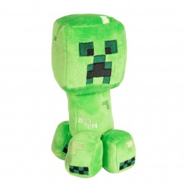 PELUCHE MINECRAFT EXPLORER CREEPER