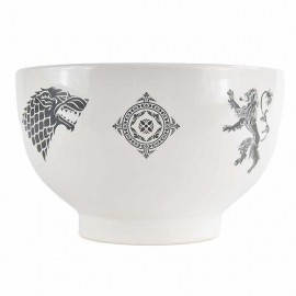 BOWL GAME OF THRONES ALL SIGILS