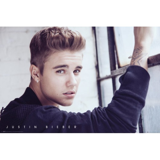 POSTER JUSTIN BIEBER WINDOWS