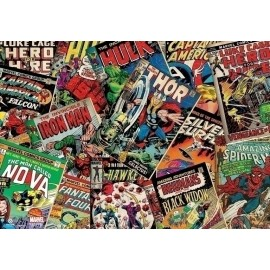 VADE ESCOLAR MARVEL COMICS