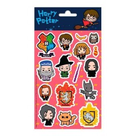 SET STICKERS HARRY POTTER A