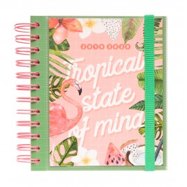 AGENDA ESCOLAR 2019/2020 DP M TROPICAL SUMMER