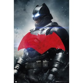 POSTER BATMAN V SUPERMAN BATMAN GLYPH