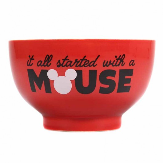 BOWL DISNEY MICKEY MOUSE