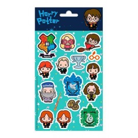 SET STICKERS HARRY POTTER B
