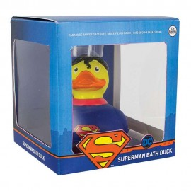 PATO DE BAÑO DC COMICS SUPERMAN V3