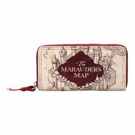 MONEDERO GRANDE HARRY POTTER MARAUDERS MAP