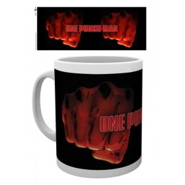 TAZA ONE PUNCH MAN FIST