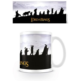 TAZA THE LORD OF THE RINGS FELLOWSHIP
