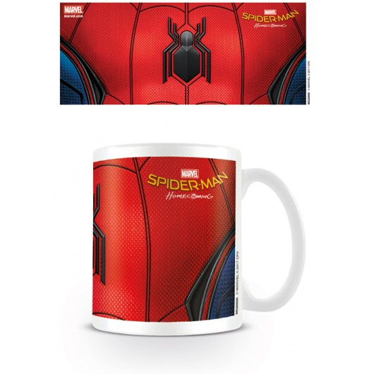 TAZA MARVEL SPIDERMAN HOMECOMING CHEST