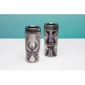 TAZA DE VIAJE ASSASSINS CREED