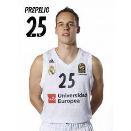 POSTAL REAL MADRID BALONCESTO 2018/2019 PREPELIC