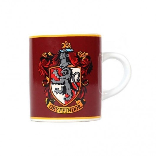 TAZA MINI HARRY POTTER GRYFFINDOR