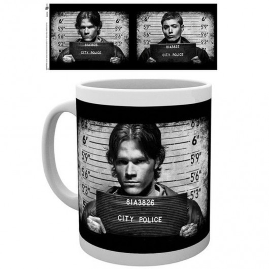 TAZA SUPERNATURAL TAZA SHOTS