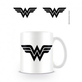 TAZA DC COMICS WONDER WOMAN LOGO