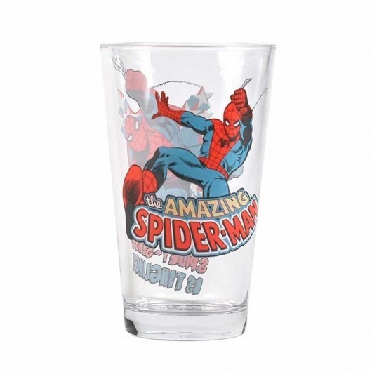 VASOS MARVEL SPIDERMAN