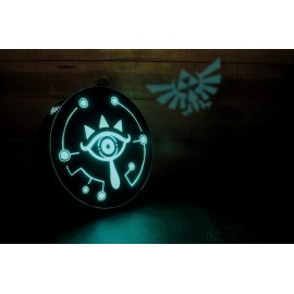LAMPARA DE PROYECCION THE LEGEND OF ZELDA SHEIKAH EYE