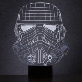 LAMPARA STAR WARS ORIGINAL STORMTROOPER