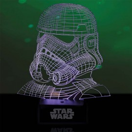 LAMPARA HERO STAR WARS STORMTROOPER