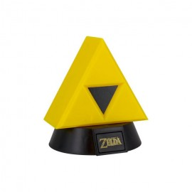 LAMPARA 3D THE LEGEND OF ZELDA TRIFORCE
