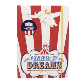 CUADERNO A5 DISNEY DUMBO DREAMS
