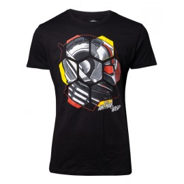 CAMISETA MARVEL ANTMAN & THE WASP HELMET XL