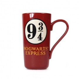 TAZA LATTE HARRY POTTER PLATFORM 9 3/4