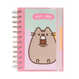 AGENDA ESCOLAR 2019/2020 DP S PUSHEEN ROSE COLLECTION